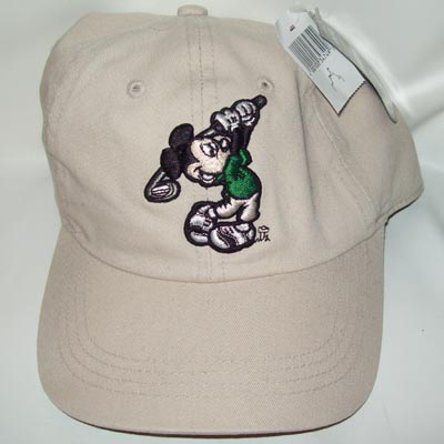 Add to My Lists. Disney Baseball Cap - Golfing Mickey Mouse c2420a02b50