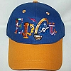 Disney Hat - Baseball Cap Hat - Epcot - Blue and Orange