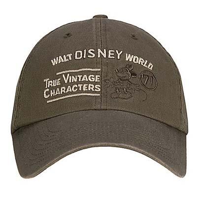 Disney Hat - Baseball Cap - True Vintage Characters 261155a5d5a