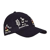 Disney Hat - Baseball Cap - Mickey Thru the Years - Navy