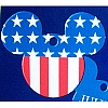 Disney Engraved ID Tag - Mickey Mouse - USA
