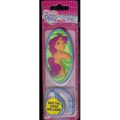 Luggage Bag Tag - MY LITTLE PONY - SPARKLEWORKS
