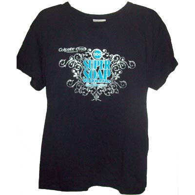 Disney Super Soap Weekend Shirt - Official Logo Shirt