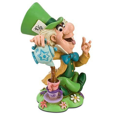 mad hatter wedding cake toppers disney cake topper figure mad hatter 16979