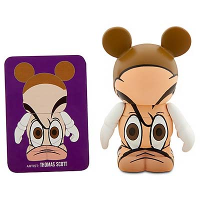 Disney vinylmation Figure - Big Eyes - Grumpy