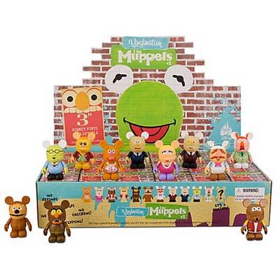 Disney vinylmation Figure Set - The Muppets 1 - Sealed Case
