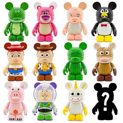 Disney vinylmation Figure - Toy Story Series 1 - U-Pick