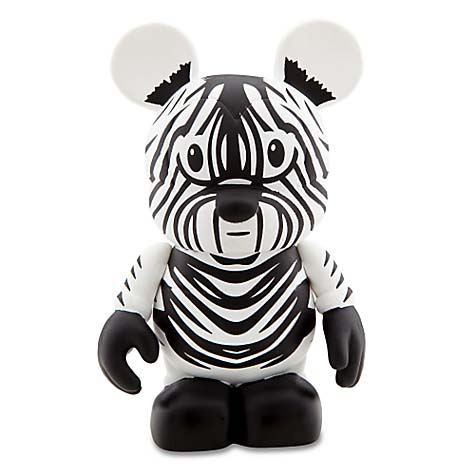 Disney vinylmation Figure - Animal Kingdom - Zebra