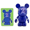 Disney vinylmation Figure - 2011 Dated - Wrap Date