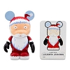 Disney vinylmation Figure - Nightmare Before Christmas - Santa Claus