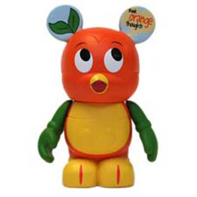 Disney Vinylmation Figure Passholder Orange Bird
