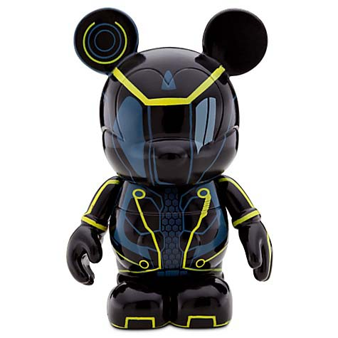 Disney vinylmation Figure - Tron Legacy Series - Clu