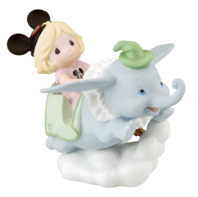 Disney Precious Moments Figurine Spread Your Wings And Dream