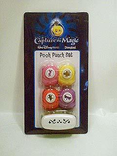 Your Wdw Store Disney Scrapbooking Paper Punch Set