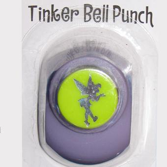 Disney Scrapbooking Paper Punch Tinker Bell