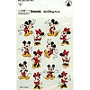 Disney Scrapbooking Stickers - Mickey and Minnie Epoxy