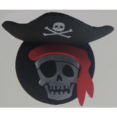 Disney Antenna Topper - Pirates of the Caribbean Black Hat
