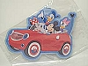 Disney Car Air Freshener - The Gangs All Here