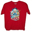 Disney Youth Shirt - 2010 Mickey's Very Merry Christmas Party - Red