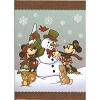 Disney Christmas Cards - Wilderness Mickey and Pals