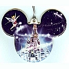 Disney Disc Ornament - Holiday Castle 2008