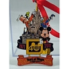 Disney Christmas Ornament - Disney World 40th Anniversary - Metal
