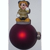Disney Holiday Ornament - Mickey Mouse - Fireman