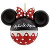 Disney Christmas Ornament - Mickey Ears Large - Minnie Mouse