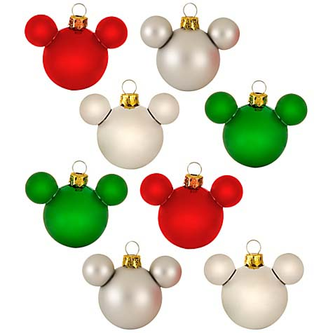 Wedding Christmas Ornament Set