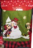 Disney Christmas Holiday Tree Skirt - Wilderness Mickey & Minnie Mouse