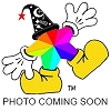 Disney Rainbow Pin - Mickey Mouse Heart Hands
