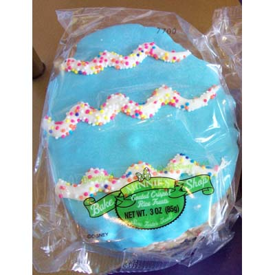 Disney Minnie's Bake Shop - Rice Crispy Treat - Easter Egg