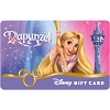 Disney Collectible Gift Card - Rapunzel