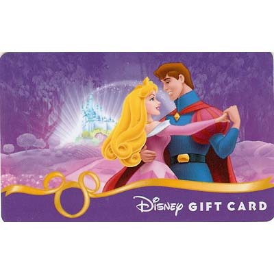 Disney Collectible Gift Card - Meant to Be - Aurora