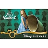 Disney Collectible Gift Card - Alice in Wonderland