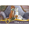 Disney Collectible Gift Card - Classic Illustration - Aristocats