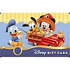 Disney Collectible Gift Card - Baby Mickey Pluto and Donald