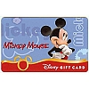Disney Collectible Gift Card - Fab. Six - Mickey Mouse
