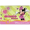 Disney Collectible Gift Card - Fab. Six - Minnie Mouse