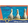 Disney Collectible Gift Card - Finding Nemo - Mine Mine Mine