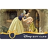 Disney Collectible Gift Card - Classic Illustration - Snow White