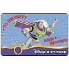 Disney Collectible Gift Card - Toy Story - Buzz Lightyear Infinity