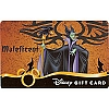 Disney Collectible Gift Card - Villains - Maleficent