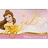 Disney Collectible Gift Card - Heart of a Princess - Belle