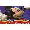 Disney Collectible Gift Card - Mickey Mouse