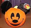 Disney Plush - Pumpkin Mickey