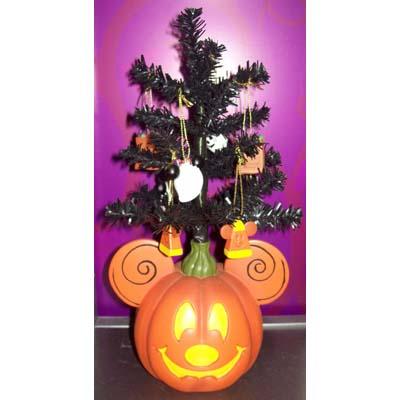 Mickey And Minnie Halloween Decorations
