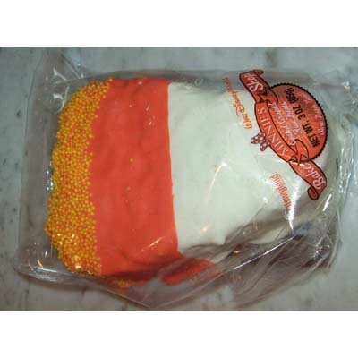Disney Minnie's Bake Shop - Rice Crispy Treat - Halloween Candy Corn