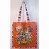 Disney Bag - Halloween Logo Orange