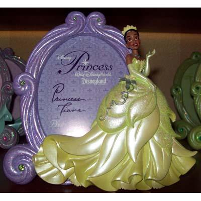 Disney Picture Frame Princess Tiana